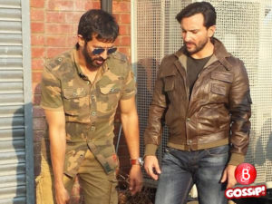 Saif Ali Khan and Kabir Khan to team up again for a project?