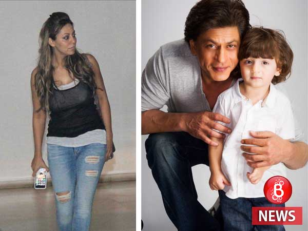 Lady is always right! Gauri Khan's fashion tip is just perfect for Shah Rukh Khan and Abram
