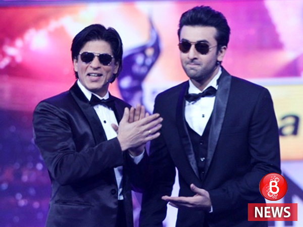 No reward for Ranbir Kapoor, says Shah Rukh Khan on 'Jab Harry Met Sejal' title