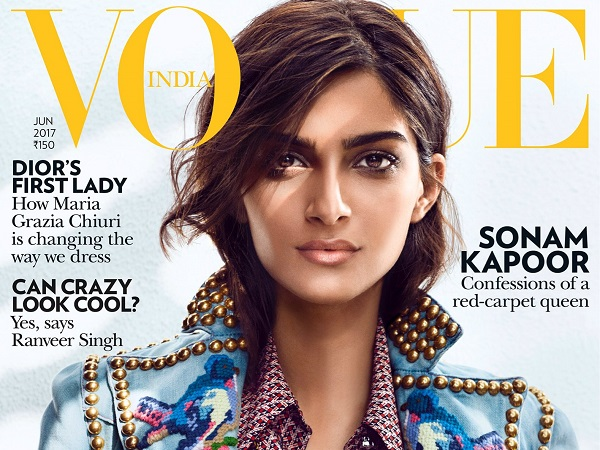 Cent percent perfection! Sonam Kapoor and Vogue are a match made in heaven