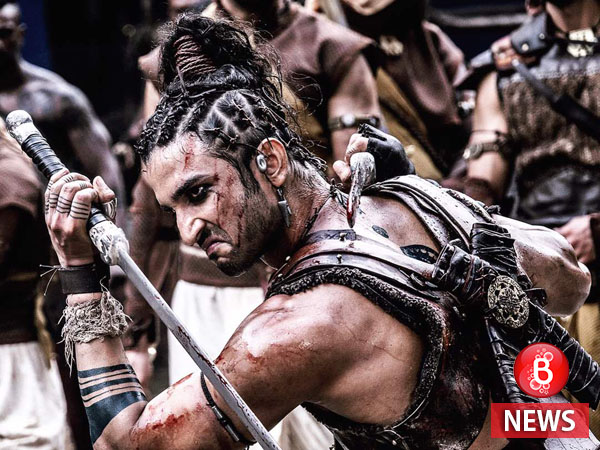 Here's how Sushant Singh Rajput got into the skin of his warrior character in 'Raabta'
