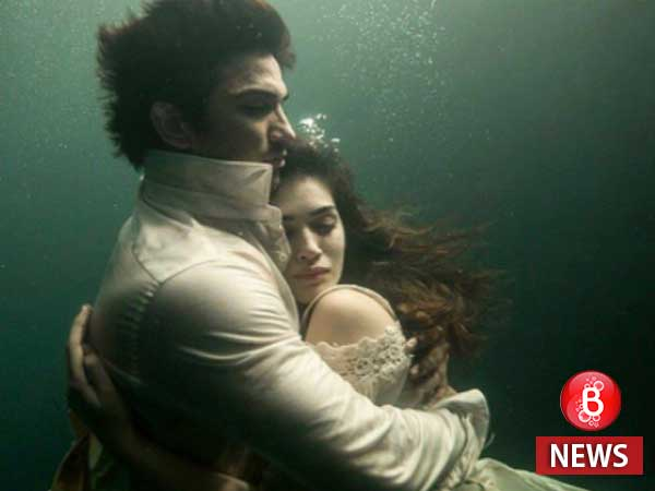 'Raabta': Sushant Singh Rajput and Kriti Sanon set a perfect example of eternal love with this still