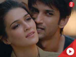 'Raabta': Sushant Singh Rajput and Kriti Sanon's 'Darasal' is the new love anthem of this season!