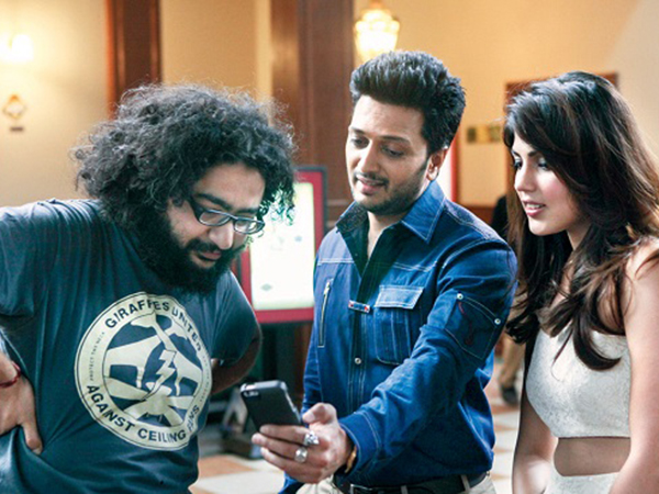 The first weekend business of 'Bank Chor' is too low