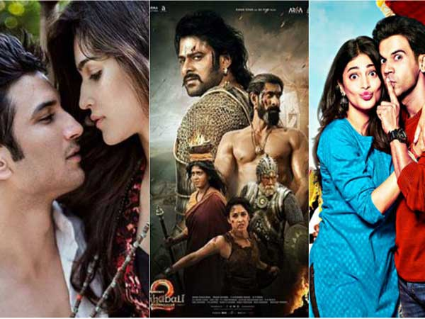 'Raabta' and 'Behen Hogi Teri' remain poor, while 'Baahubali 2' continues its run in week seven