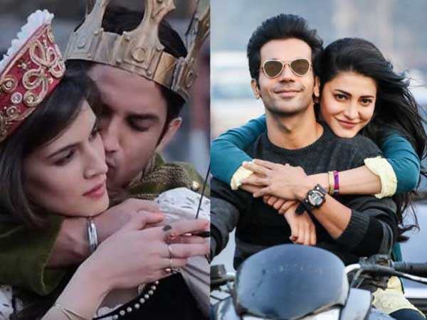 'Raabta' emerges victorious over 'Behen Hogi Teri' on day one at box office