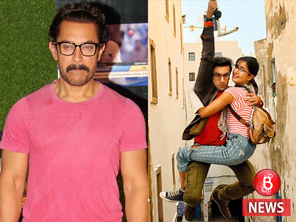 Aamir Khan is upset, and the reason is Ranbir and Katrina's 'Jagga Jasoos'!
