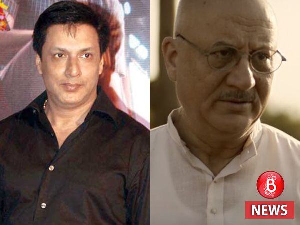 Anupam Kher didn't charge anything for 'Indu Sarkar', says Madhur Bhandarkar