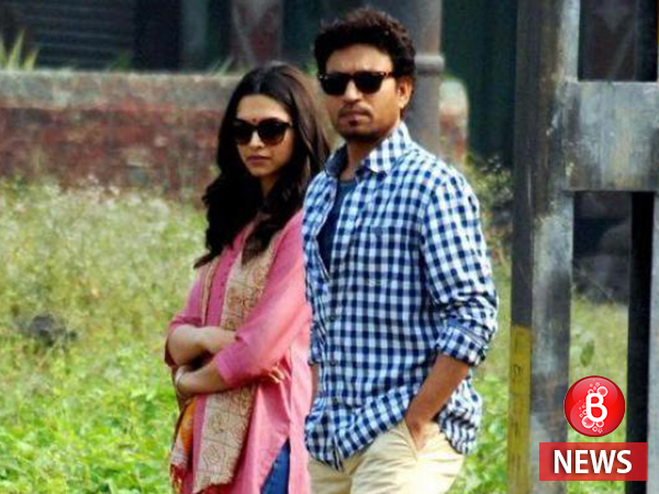 Deepika Padukone and Irrfan Khan's next gets a release date!