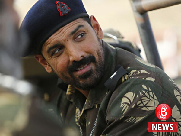 John Abraham wraps up the first shooting schedule of 'Parmanu'