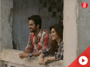 'Nazm Nazm' from 'Bareilly Ki Barfi' will turn on your romantic mood