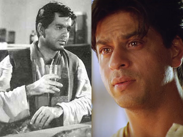 The day Shah Rukh Khan took over the legacy of Dilip Kumar, and 'Devdas' re-emerged
