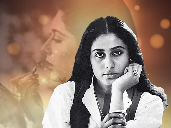 The last wish of late Smita Patil, quite unusual one, which was fulfilled after her death