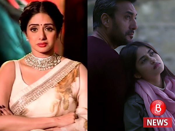 Sridevi breaks down while speaking about her 'MOM' co-stars Sajal Ali and Adnan Siddiqui