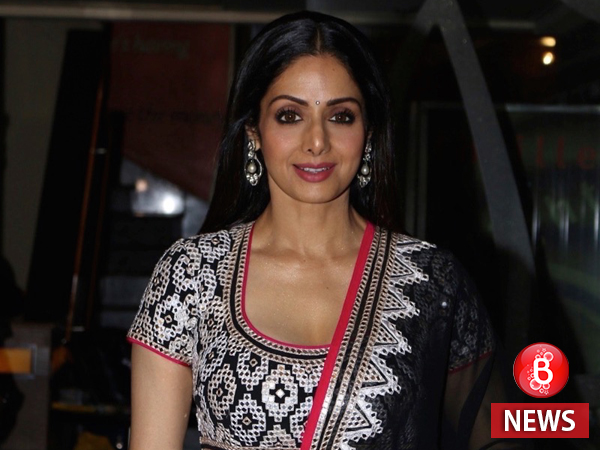 Sridevi not keen on doing a dance film