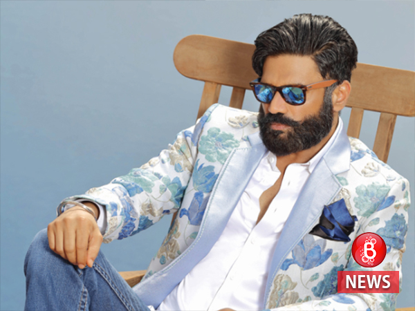 Revealed: Suniel Shetty plays a colonel in 'A Gentleman'