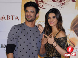 Sushant Singh Rajput and Kriti Sanon might be seen in a music video together?