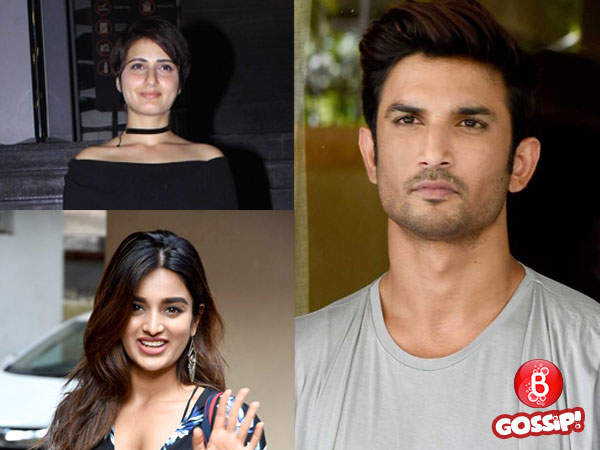 Fatima Sana and Nidhhi Agerwal refused to feature opposite Sushant in his next?