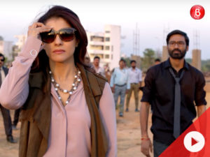 'VIP 2 Lalkar' trailer: Dhanush and Kajol's war of words impresses us a lot