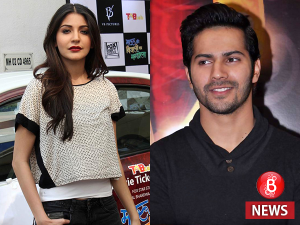 Wow! Varun Dhawan and Anushka Sharma team up for 'Sui Dhaaga - Made In India'