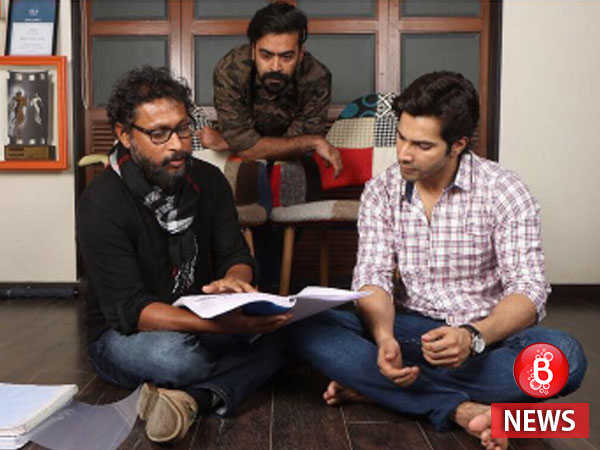 Varun's next film with Shoojit Sircar gets a title!