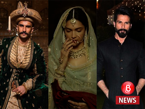 'Bajirao Mastani' teaser was out mid-July, when do we get a glimpse of 'Padmavati'?