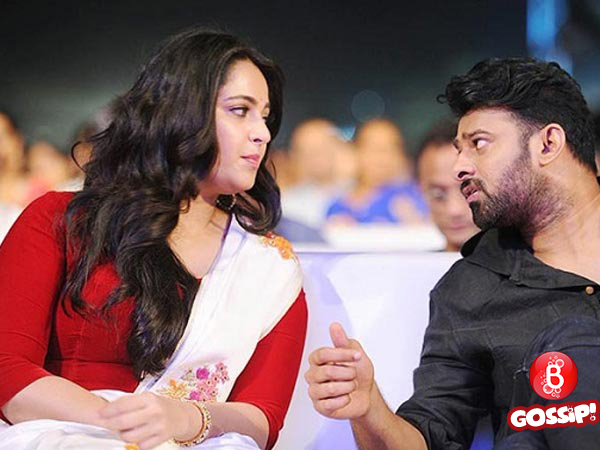 Anushka Shetty says NO to Prabhas' 'Saaho'?