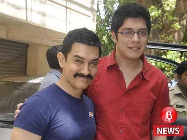 Aamir Khan's son Junaid Khan is all ready to make his acting debut