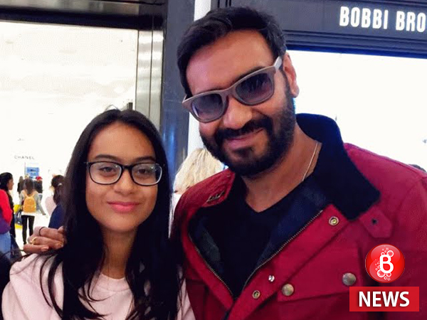 Here's what Ajay Devgn has to say on paparazzi chasing star kids