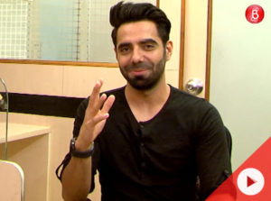 Aparshakti Khurana's strategy to sell rom-com to RGV is epic!