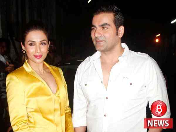 Arbaaz Khan's 50th birthday turns special, courtesy Malaika Arora