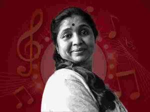 Asha Bhosle on her first Hindi song and remuneration