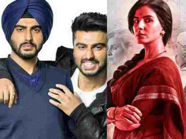 Here's the first Tuesday collection of 'Mubarakan' and 'Indu Sarkar'