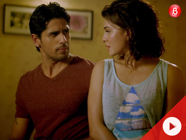 Sidharth and Jacqueline sizzle in 'Laagi Na Choote' from 'A Gentleman'