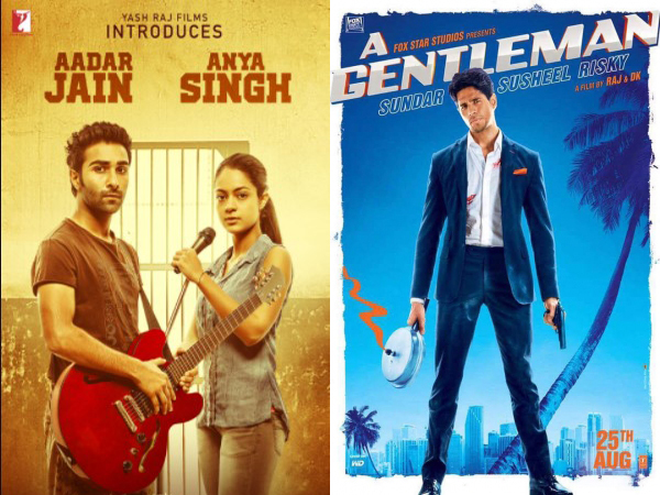 'A Gentleman' and 'Qaidi Band' open to poor collections
