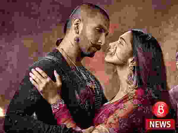 When Ranveer had a breakdown moment in 'Bajirao Mastani'...