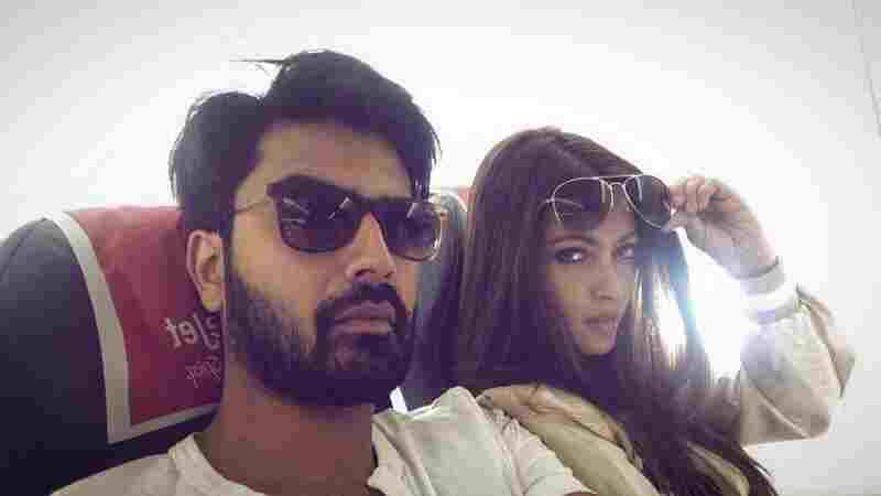Riya Sen and Shivam Tewari