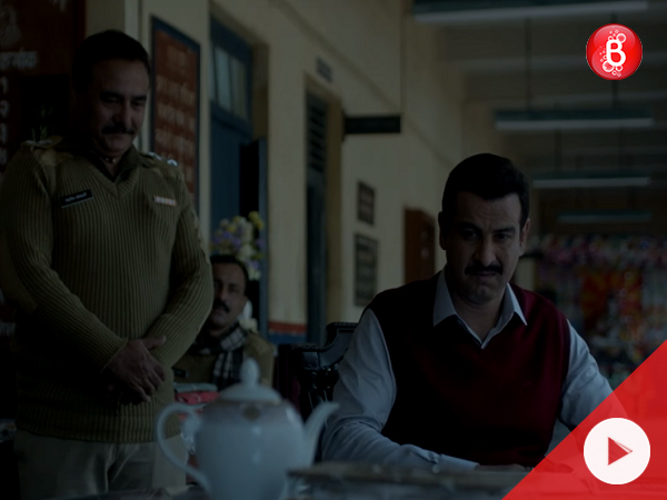 Ronit Roy Lucknow Central