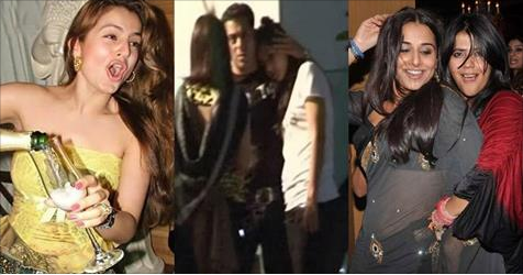 This is what happens inside a lavish Bollywood party!
