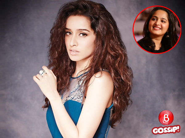Shraddha roped in for 'Saaho' after Anushka Shetty's approval?