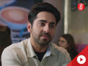 Watch: Ayushmann aka Mudit gets cold feet in this new dialogue promo of 'SMS'
