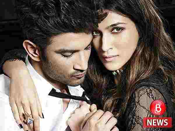Sushant recommended Kriti for his 'Chanda Mama Door Ke'? Actor responds!