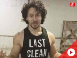 WATCH: Tiger Shroff falls while doing a stunt!