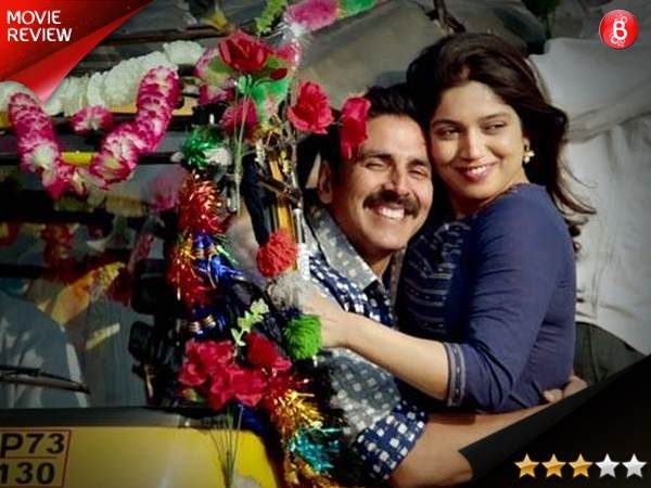 Toilet - Ek Prem Katha movie review: Capable of striking meaningful conversations