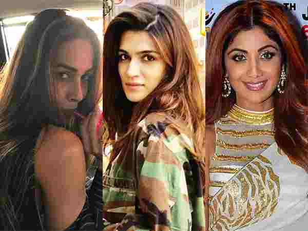 Balayage Ombre Honey Shade These Hair Colours Are A Rage In B - Hair colour deepika padukone