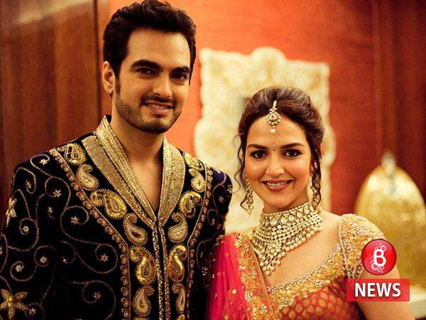 Esha Deol and Bharat Takhtani to marry each other for the second time