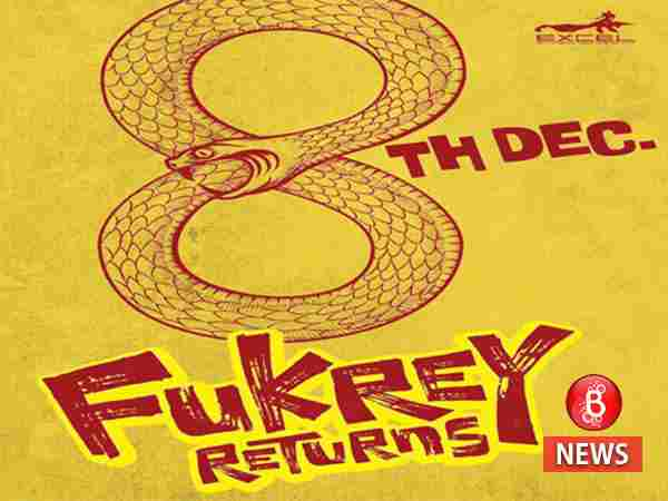 These two posters of 'Fukrey Returns' look full-on entertaining