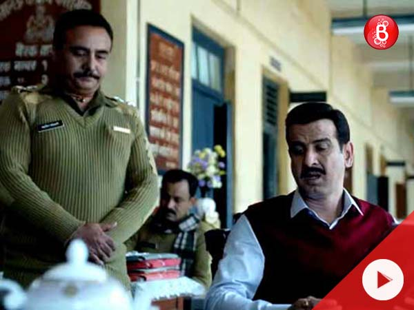 This BTS video of 'Lucknow Central' introduces the fun side of jailer aka Ronit Roy