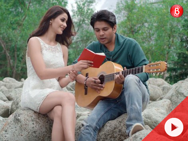 Ankit Tiwari and Aditi Arya in 'Tum Hardafa Ho' song