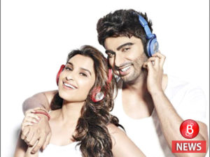 Arjun Kapoor and Parineeti Chopra's 'Namastey Canada'